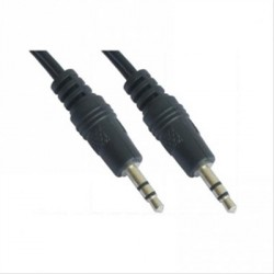 CABLE AUDIO ESTEREO 3.5/M-3.5/M 5MTS NANOCABL