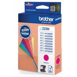 TINTA BROTHER LC223 MAGENTA