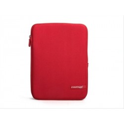 "FUNDA TABLET NEOPRENO 10.1"" PRIMUX ROJA"