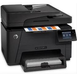 HP COLOR LASERJET MFP M177FW·