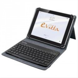 "FUNDA E-VITTA KEYTAB BT PURE 9.7""-10.1"" BLUETOOTH NEGRA"