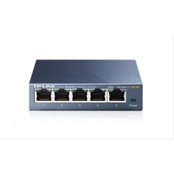 SWITCH 5 PUERTOS GIGABIT TP-LINK