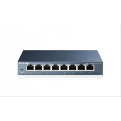 SWITCH 8 PUERTOS GIGABIT TP-LINK